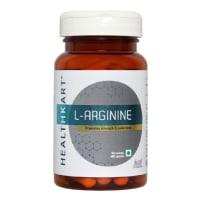 HealthKart L-Arginine 500mg Capsule