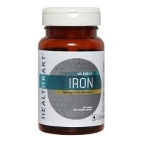 HealthKart Iron 17mg Capsule