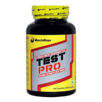 MuscleBlaze Test Pro (Natural Testosterone Booster) Capsule