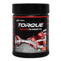 MuscleBlaze Torque Pre-Workout Fuel Orange