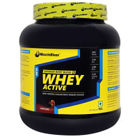 MuscleBlaze Whey Active Chocolate
