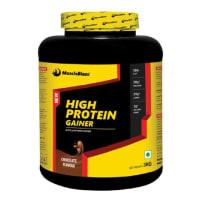 MuscleBlaze High Protein Gainer Chocolate