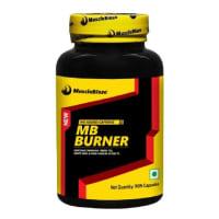 MuscleBlaze MB Burner with Garcinia Cambogia, Green Tea, Grape Seed & Piper Nigrum Extract Capsule