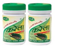 Swadeshi Karela Churna Pack of 2