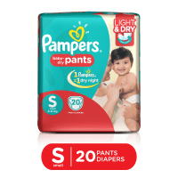 Pampers Baby Dry Pants Diaper S