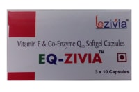 EQ-Zivia Soft Gelatin Capsule