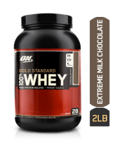 Optimum Nutrition (ON) Gold Standard 100% Whey Extreme Milk Chocolate