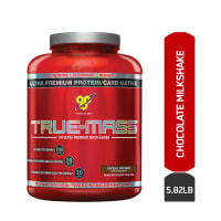 BSN True Mass Powder Chocolate Milkshake