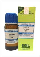 SBL Jaborandi Dilution 6 CH