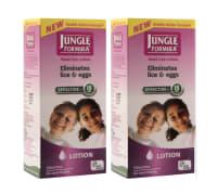 Jungle Formula Head lice Lotion Pack of 2