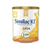 Similac IQ + Stage 2 with DHA