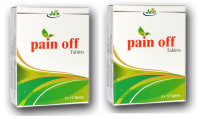Jain Pain Off Tablet Pack of 2