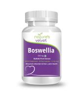 Nature's Velvet Boswellia Serrata Pure Extract 500mg Capsule