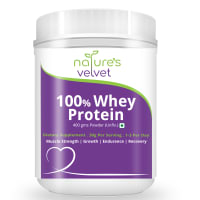 Nature's Velvet 100% Whey Protein Unflavoured
