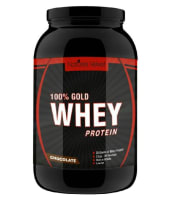 Nature's Velvet 100% Gold Standard Whey Protein Double Rich Chocolate