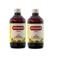 Charak Extrammune Syrup Pack of 2