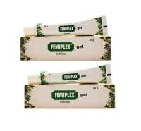 Charak Femiplex Gel Pack of 2