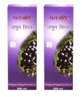 Patanjali Ayurveda Jamun Sirka Pack of 2