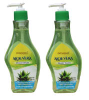 Patanjali Ayurveda Aloe Vera Hand Wash Pack of 2