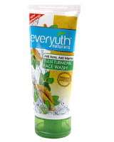 Everyuth Naturals Anti Acne, Anti Marks Tulsi Turmeric Face Wash