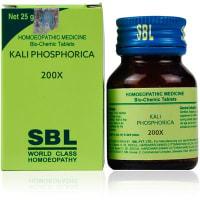 SBL Kali Phosphorica Biochemic Tablet 200X