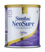 Similac Neosure with DHA + Natural Vitamin E