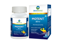 BestSource Nutrition Motent - Potent Formula For Men Capsule