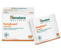 Himalaya Wellness PartySmart Capsule Pack of 5