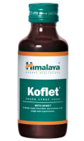 Himalaya Koflet Syrup Pack of 2