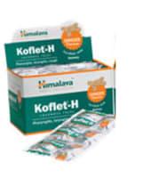 Himalaya Koflet-H Lozenges Ginger Pack of 6
