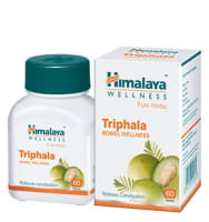 Himalaya Wellness Pure Herbs Triphala Bowel Wellness Tablet