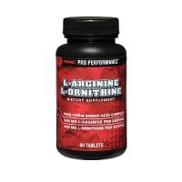GNC L-Arginine and L-Ornithine Tablet