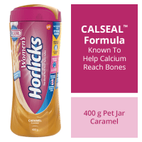 Horlicks Women's Powder Caramel