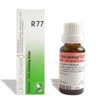 Dr. Reckeweg R77 Anti-Smoking Drop Pack of 2