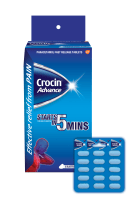 Crocin Advance Tablet