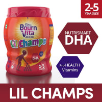 Bournvita Lil Champs Pro-Health Drink Chocolate