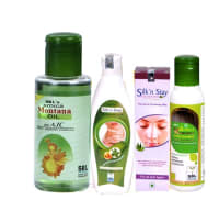 SBL 122 Personal Care Value Pack (Combo Of 4)