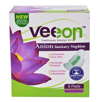 Veeon Anion Sanitary Napkins