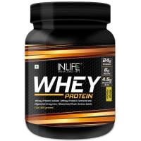 Inlife Whey Protein Powder Mango