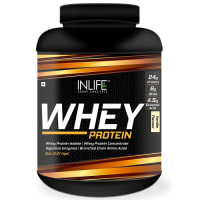 Inlife Whey Protein Powder Vanilla