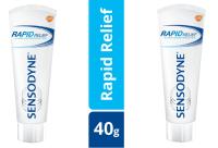 Sensodyne Rapid Relief Toothpaste Pack of 2