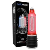 Bathmate Hydromax X30 Male Enhancement Penis Enlargement Pump Red