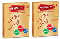 Revital H Capsule Pack of 2