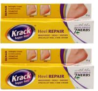 Krack Heel Repair Cream Pack of 2