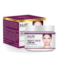 Inlife Night Gold Face Cream