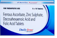 Daily Iron Tablet