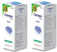 Proyurveda Cerepo Syrup Pack of 2