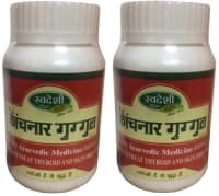Swadeshi Kanchnar Guggul Pack of 2