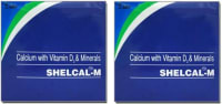 Shelcal -M Tablet Pack of 2
