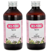 M2-Tone Syrup Pack of 2